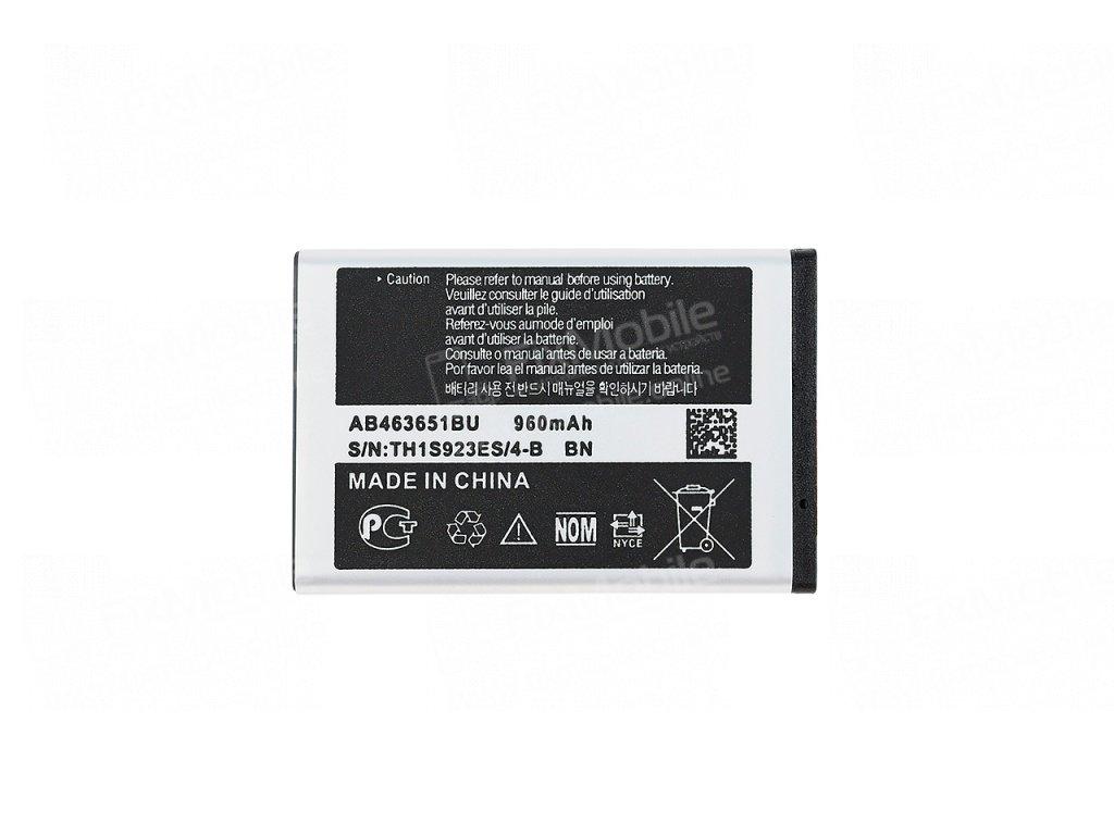 Аккумуляторная батарея для Samsung S5610 AB463651BU